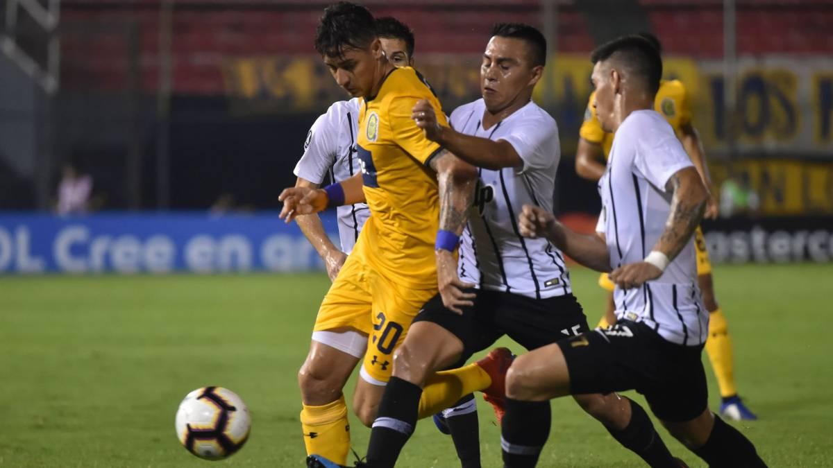 Seguí el Libertad - Rosario Central, en vivo y en directo online, partido de fase de grupos de Copa Libertadores, hoy 4 de abril, a través de As.com.