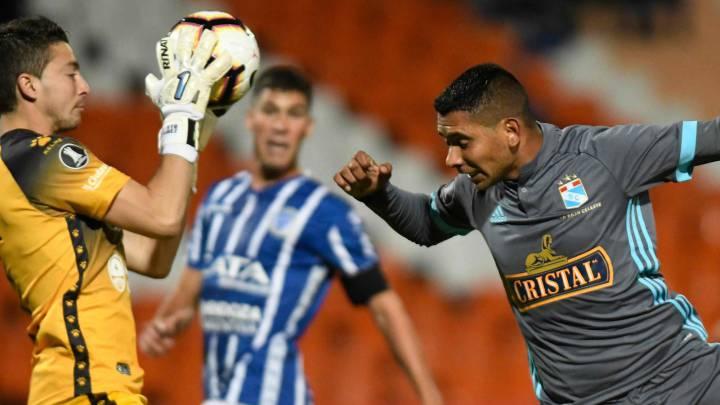 5915db82b89f7 Sigue el Godoy Cruz - Sporting Cristal en directo y en vivo online