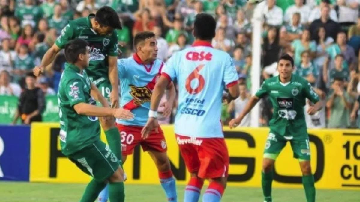 Image result for sarmiento de junin vs arsenal 2019