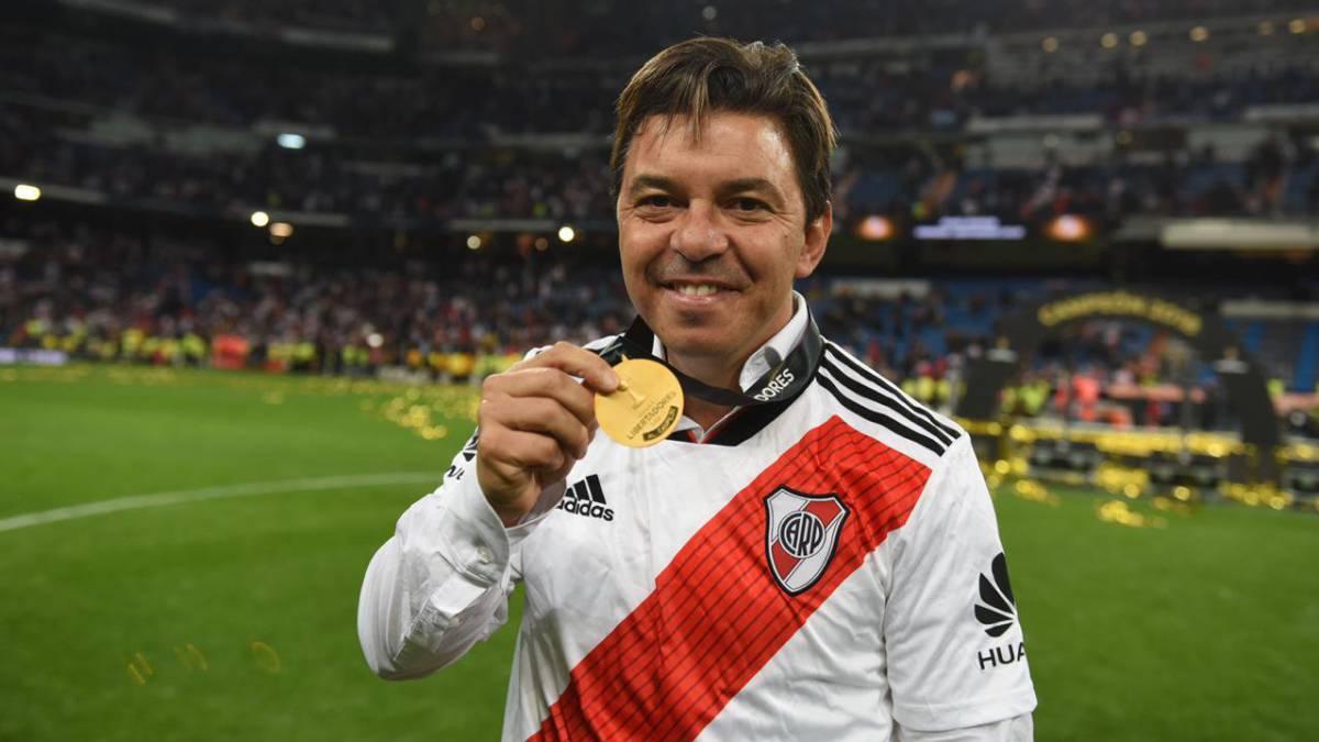 Supercopa Argentina Los 12 títulos que ganó Gallardo como entrenador de River - AS Argentina
