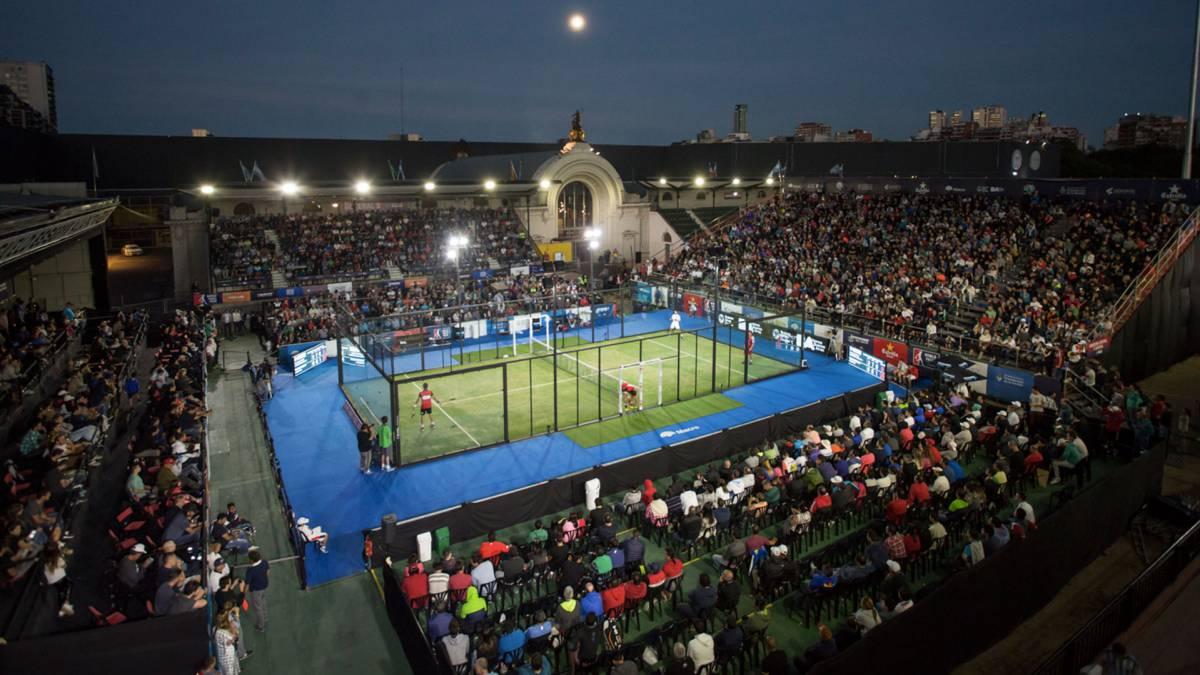 WPT: Horarios y entradas del Buenos Aires Padel Master