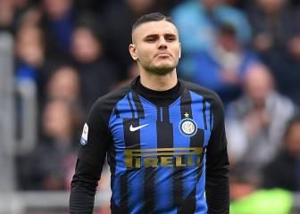 Doubts still shroud Mauro Icardi's future at Inter