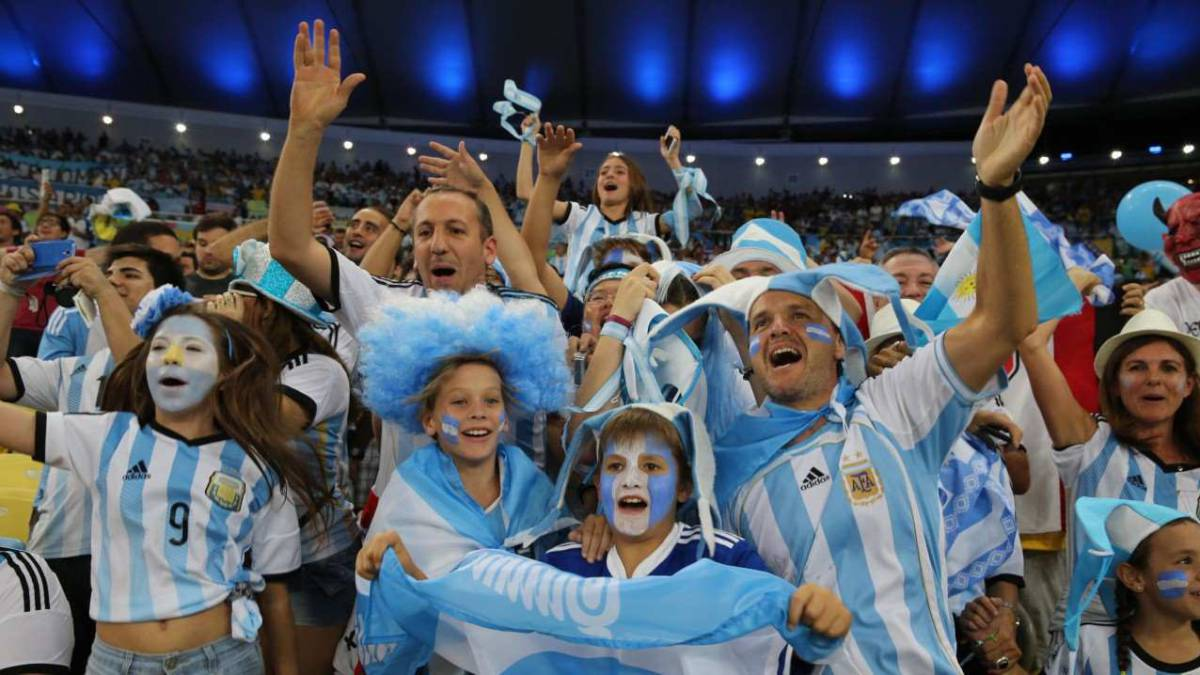 Copa América Brasil 2019   Los hinchas se preparan para alentar a Argentina  en Brasil - AS Argentina