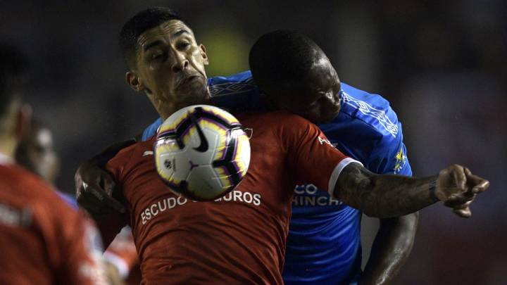 Independiente intentó pero se lleva un resultado corto a Quito