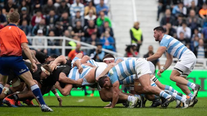 Calendario Pumas Rugby 2019.Los Pumas Horario Y Tv Del Partido Ante Wallabies As