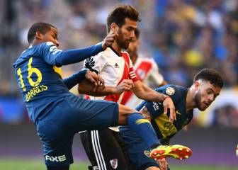 Ahead of El Superclásico: River and Boca head-to-head
