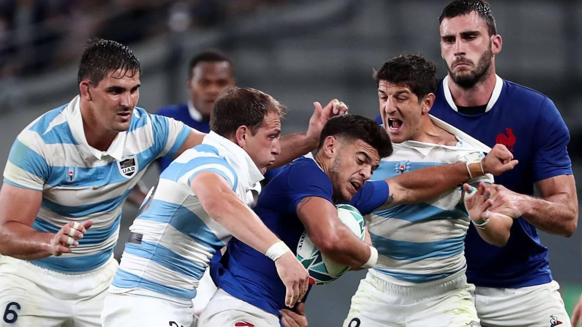 Aparentemente Uganda único  Los Pumas 21-23 Francia: resumen, resultado y mejores jugadas - AS Argentina