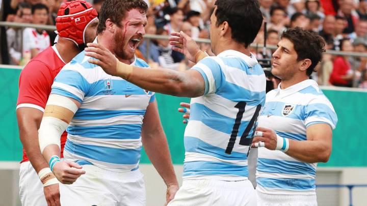 para jugar lago Titicaca Odia  Los Pumas 28-12 Tonga: resumen y resultado del Mundial de Rugby - AS  Argentina