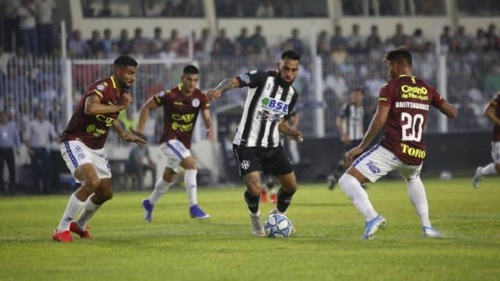 Central Córdoba 1-0 Godoy Cruz: goles, resumen y resultado - AS Argentina