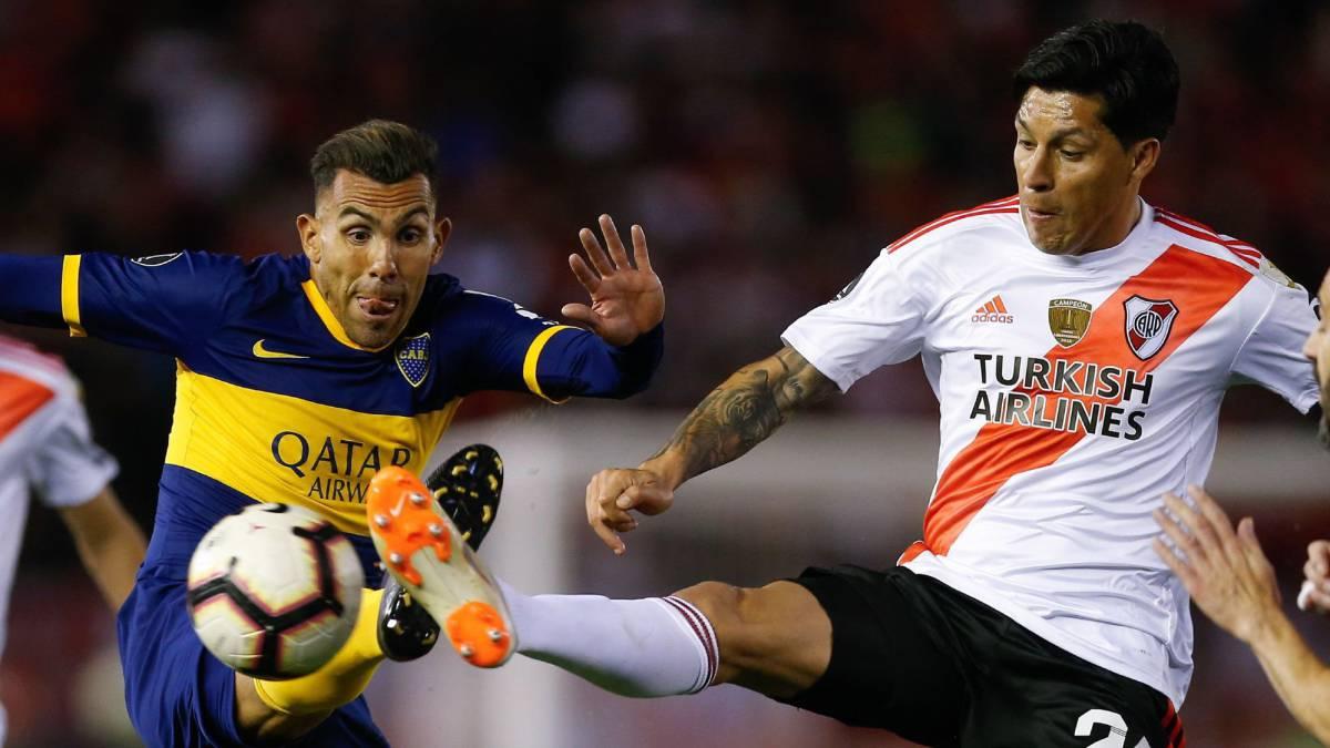 Cuándo se juega el Boca - River: vuelta semifinales Libertadores ...