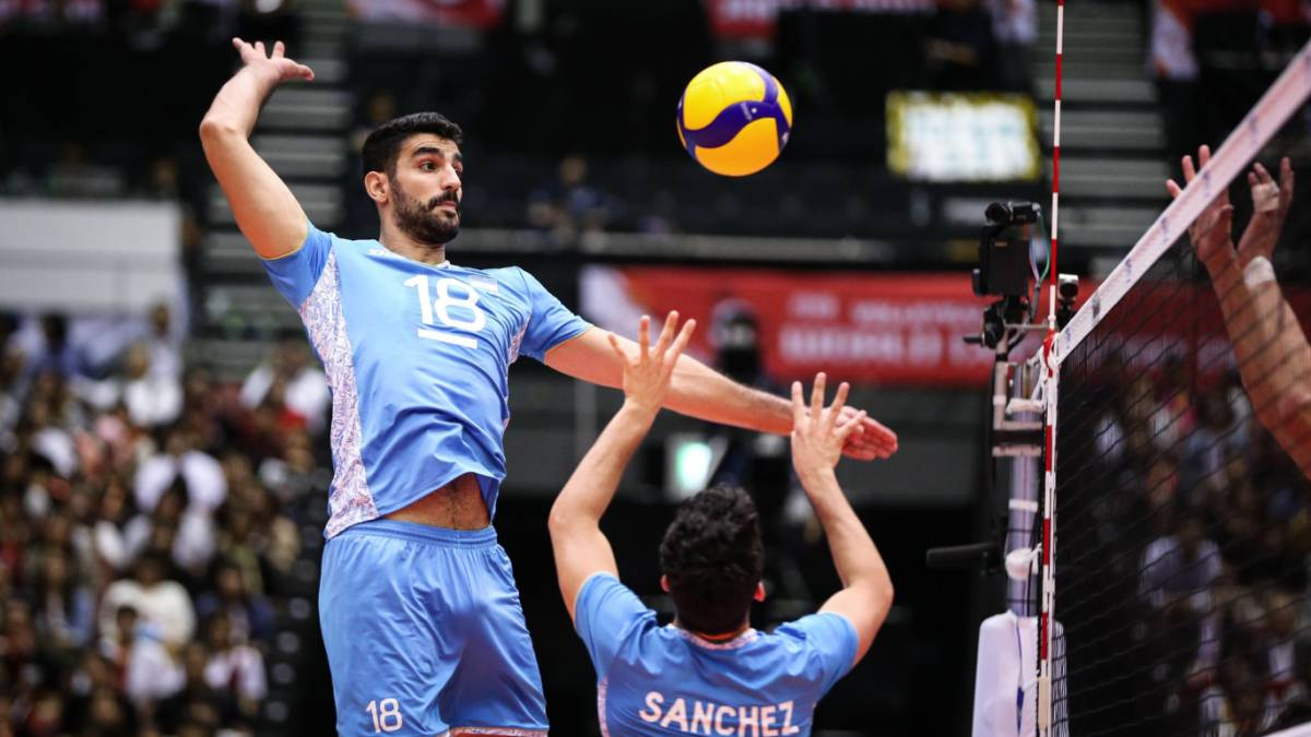 Argentina Gano A Rusia En El Mundial De Voley De Japon As Argentina