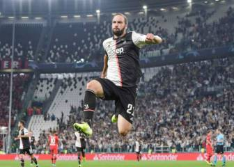 Higuaín's diet helping him to maintain 75kg weight