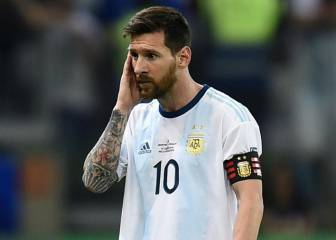 Messi to return for Argentina against Brazil and Uruguay