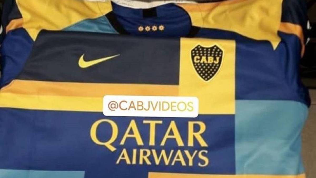 préstamo No esencial obturador  La nueva y ¿última? camiseta Nike de Boca - AS Argentina