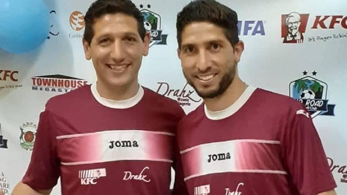 Los hermanos Cigno: jugadores en un insólito destino caribeño - AS ...