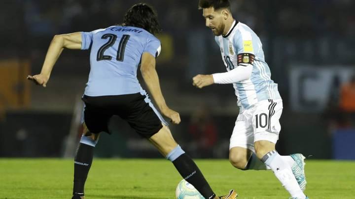 Argentina Uruguay El Partido Mas Disputado Del Mundo As Argentina