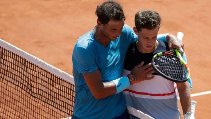 Schwartzman tendrá su revancha contra Nadal en Madrid