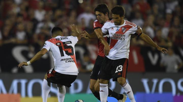 River remontó y ganó ante Newell's