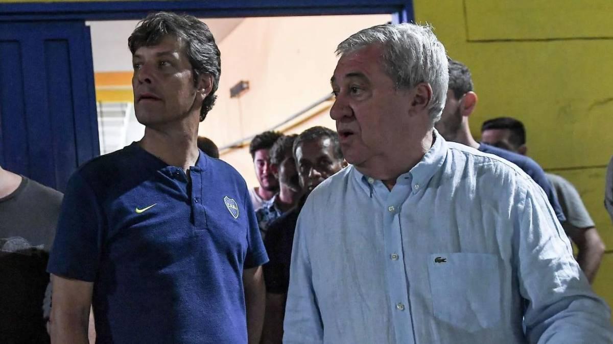 Quién es Ameal: todos los detalles del nuevo presidente de Boca - AS  Argentina