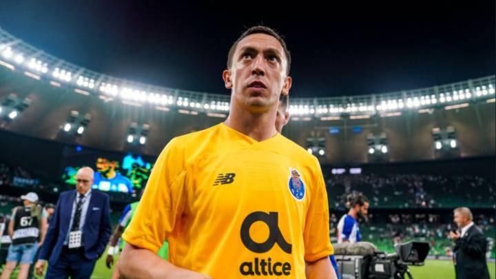 Marchesín vuelve a ser mejor portero del mes en Portugal