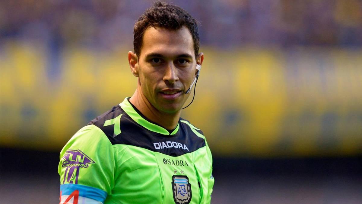 Así es Facundo Tello, el árbitro de la final de Copa: River - Central  Córdoba - AS Argentina