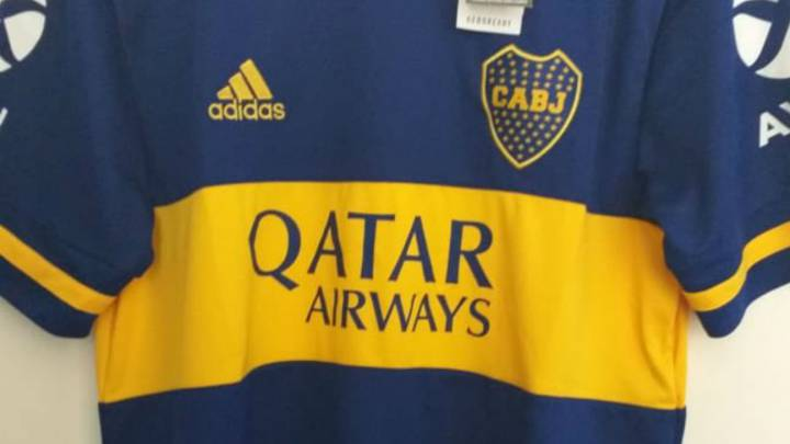 extraño Error Psicologicamente  Cuándo sale a la venta y precio de la nueva camiseta de Boca - AS Argentina