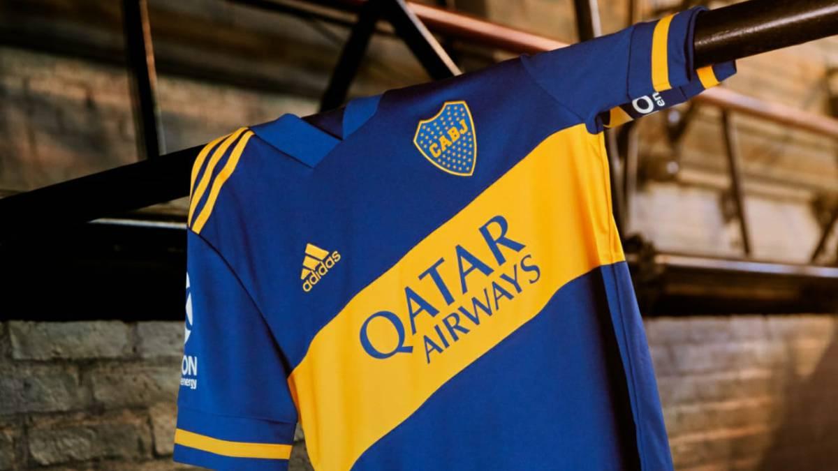 %A1Ya est%E1n aqu%ED%21%3A Boca y Adidas presentan sus nuevas camisetas
