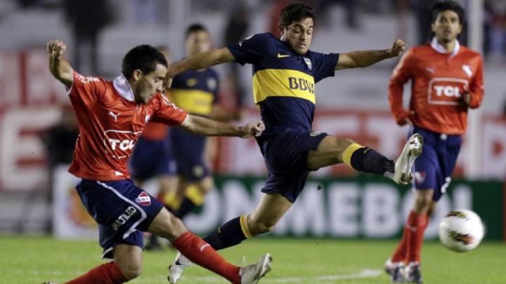 Historia pura, estadísticas de los Boca-Independiente - AS Argentina