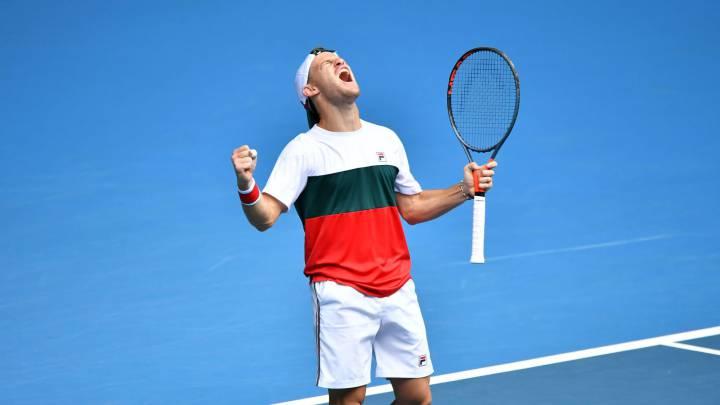 Schwartzman Djokovic Horario Tv Y Como Ver Online El Open De Australia As Argentina