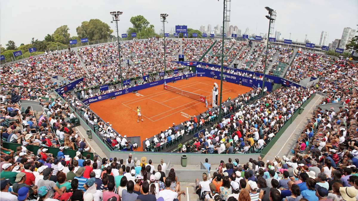 Argentina Open ATP: fixture, cuadro, partidos y horarios en Buenos ...
