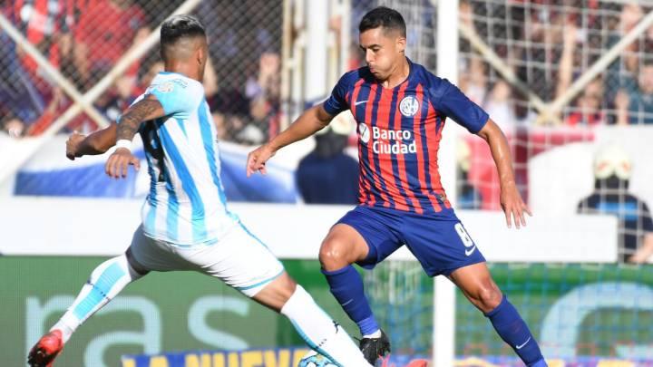 San Lorenzo 0-1 Racing: resumen, goles y resultado - AS Argentina