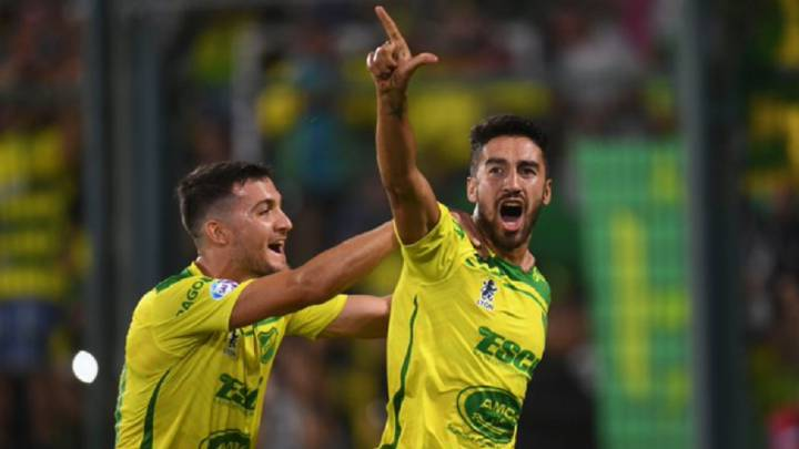 Defensa sigue en racha: partidazo y goleada a Central