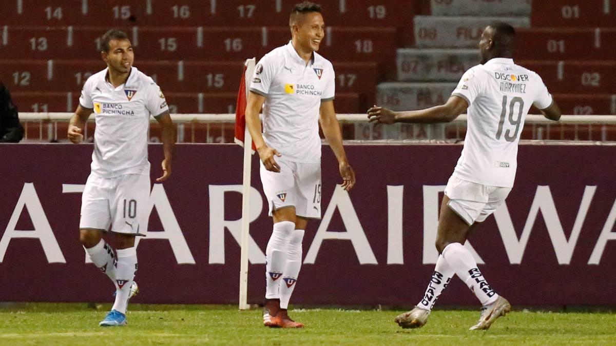 Liga de Quito 3-0 River: goles, resumen y resultado - AS Argentina