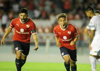 Independiente termina la Superliga con una sonrisa