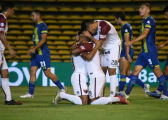 Colón se destapa ante Central