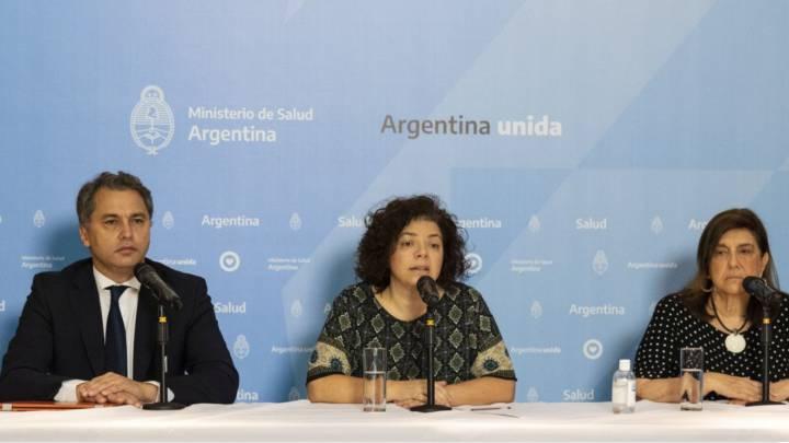 Resultado de imagen para Coronavirus en la Argentina: se registró el primer caso de transmisión comunitaria
