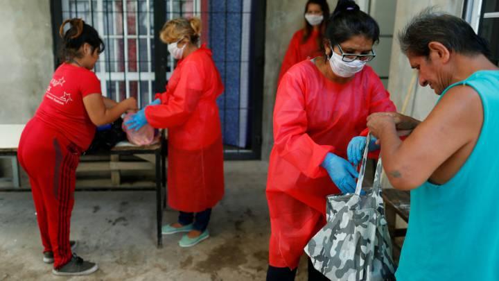 Sigue en vivo y en directo online las últimas noticias sobre el coronavirus en Argentina, con afectados, fallecidos y medidas del Gobierno hoy, 26 de marzo.