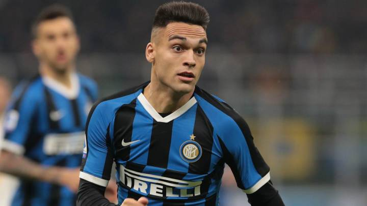 "Racing president: ""Lautaro turned down Madrid when he was 18"""