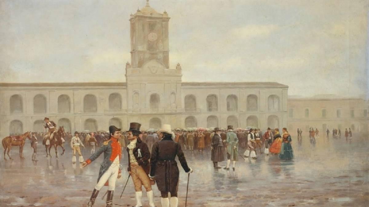 Revolución de Mayo: causas, consecuencias y quién formó la Primera Junta - AS Argentina