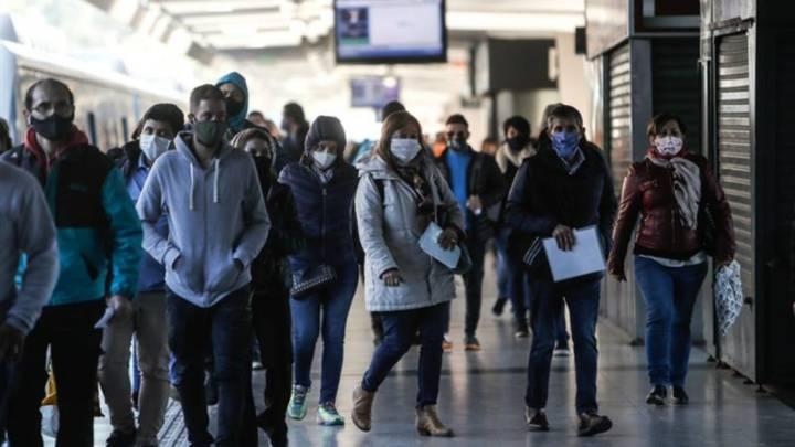 Coronavirus en Argentina: ¿cuándo se llegará al pico de contagios ...
