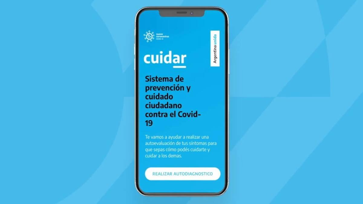 Coronavirus Argentina Nuevo permiso para circular en cuarentena por COVID-19: cómo tramitar en la app Cuidar - AS Argentina