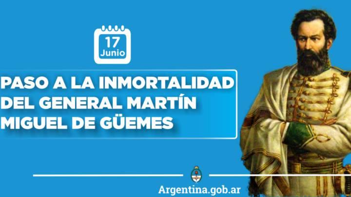 ¿Por qué es feriado el lunes 15 de junio en Argentina?
