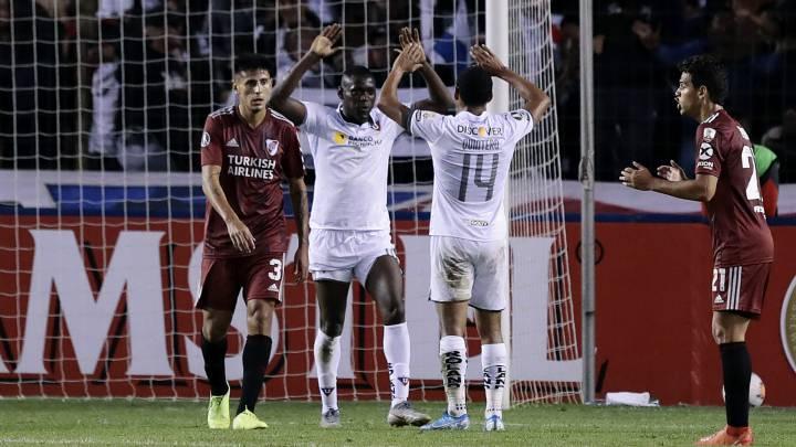 Copa Libertadores Liga de Quito, rival de River, tiene 8 ...
