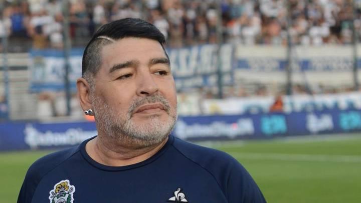 Maradona Se Une A La Lucha Contra El Coronavirus As Argentina