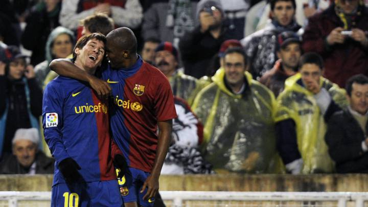 "Eto'o: ""If Messi decides to leave, they'll have to rename Barça"""