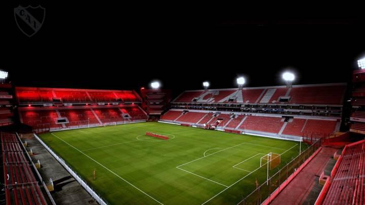 Finalmente, River sería local por la Copa en Independiente