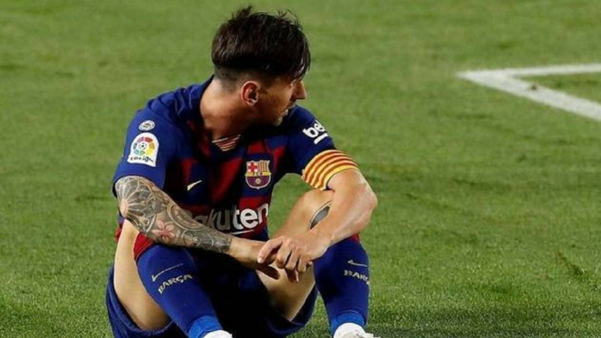 Messi leaving Barcelona: How much does he earn and what is his termination clause? - AS English