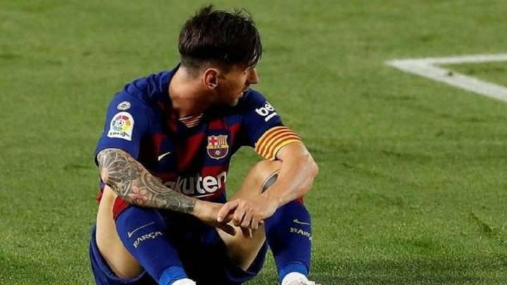 Cuánto gana Messi en el Barcelona y cuál es su cláusula de ...