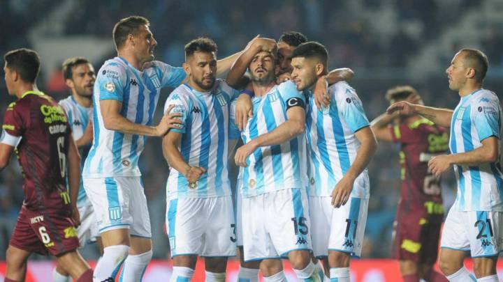 Racing - Nacional: horario, TV y cómo ver la Copa Libertadores