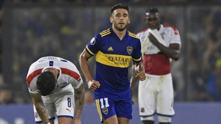 Libertad - Boca: horario, TV y cómo ver la Copa Libertadores